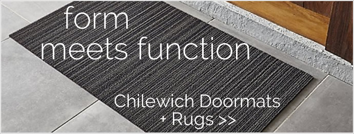 Chilewich Doormats