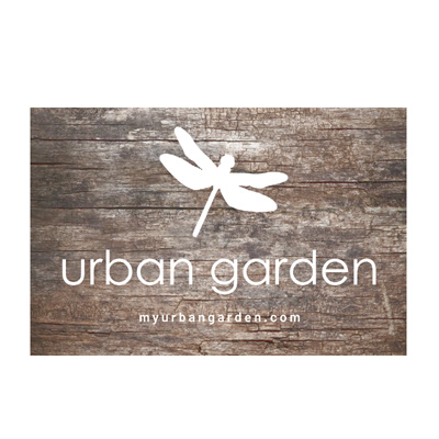 $25 Urban Garden eGift Card