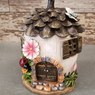 Pinecone Gnome House