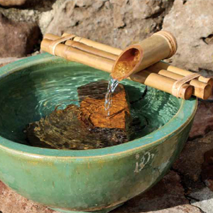Shop For Bamboo Fountain Kits At Urban Garden - Indoor fountain kits
