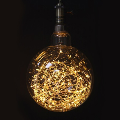 Round 3W Light String Bulb