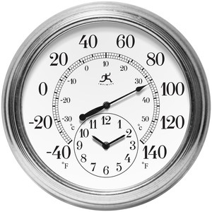 Thermometers & Clocks