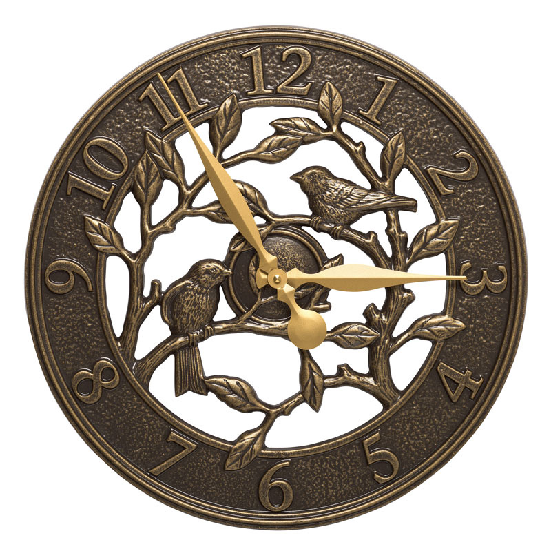 Woodridge Bird Clock