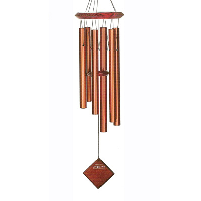 Bronze Chimes of Pluto Wind Chimes