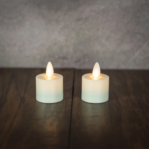 Mystique Flameless Tealight - Set of 2