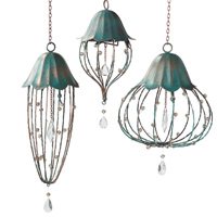 Hanging Fairy Lanterns
