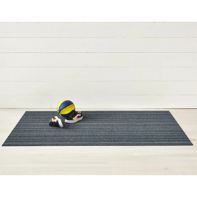 Skinny Stripe Blue Big Mat