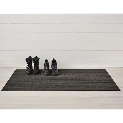 Skinny Stripe Steel Big Mat